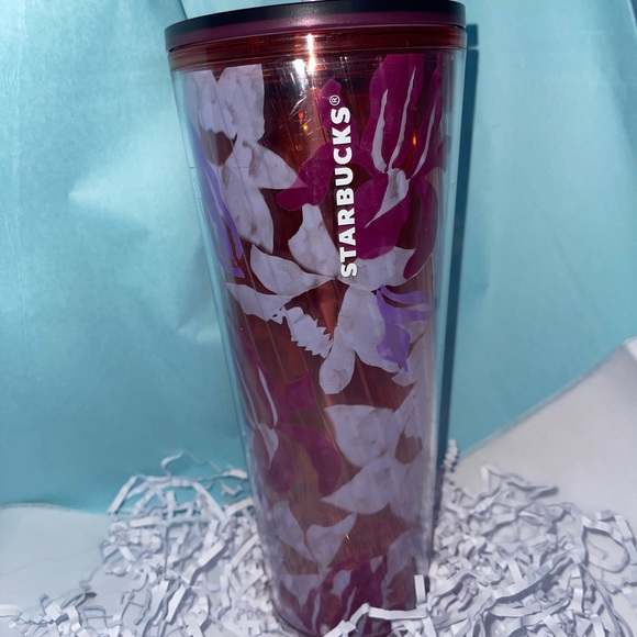 Spring 2021 Easter Starbucks cold cup tumbler.